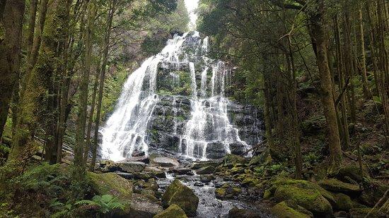 ควีนส์ทาวน์, ออสเตรเลีย: Nelson Falls
