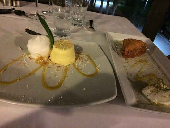 Narrabeen, Australia: Desserts