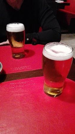 Runnie's : cervecita tirada