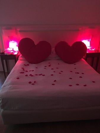 هوتل إيطاليا: Love room