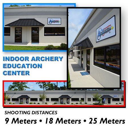 DeBary, FL: Entrance to FamilyFun Archery