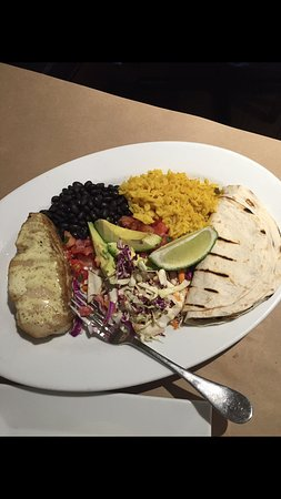 Port Jefferson, NY: Cod Fish Taco Platter