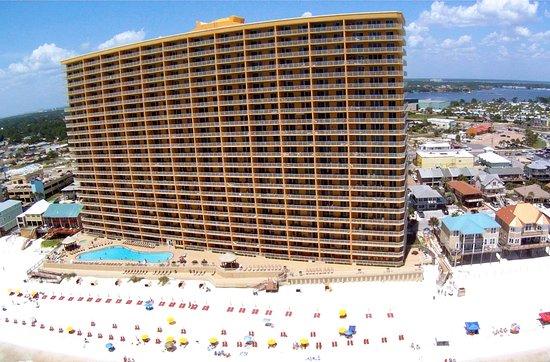 Treasure Island Resort Condominiums Panama City Beach Fl