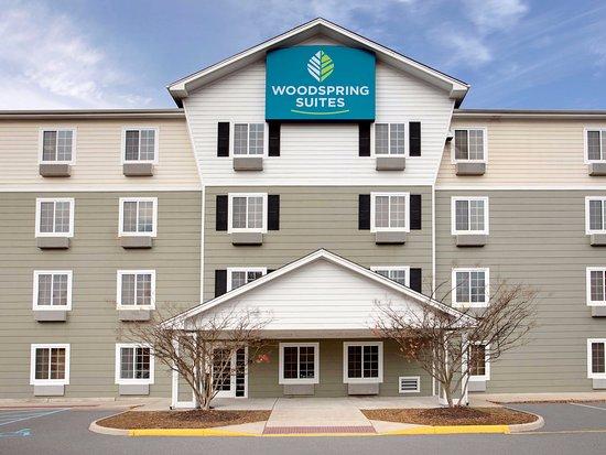 WoodSpring Suites Chesapeake - Norfolk South Image
