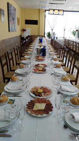 Archidona, สเปน: Mesón Restaurante san Isidro