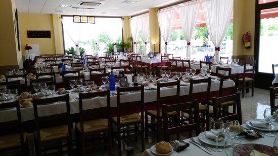 Archidona, Испания: Mesón Restaurante san Isidro