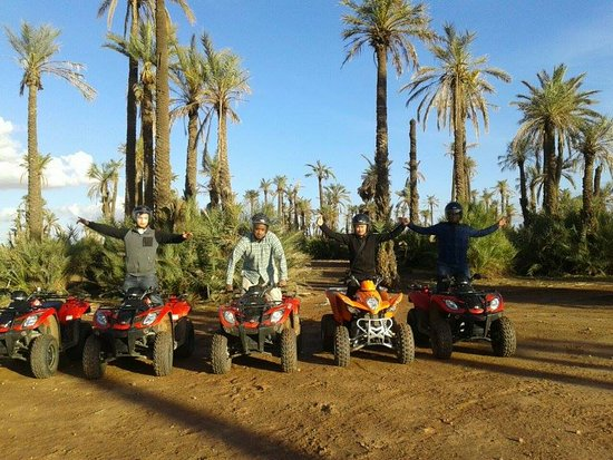 ‪Marrakech Quad Bike‬