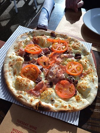 Photo of Italian Restaurant Bigalora Wood Fired Cucina at 711 S Main St, Royal Oak, MI 48067, United States