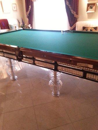 Pool Table Picture Of Wayne Newtons Casa De Shenandoah Las Vegas - Pool table rental las vegas