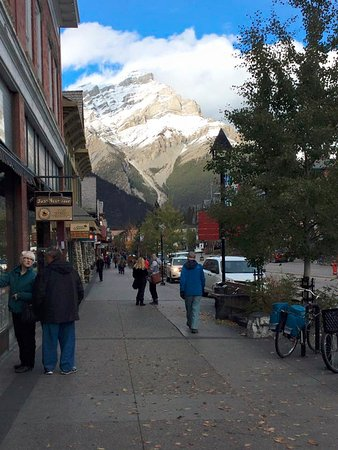Mount Royal Hotel : Banff