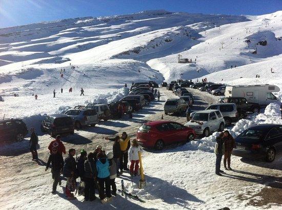 Estacion de Esqui Lunada