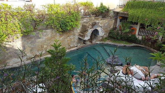 Villa Kresna Boutique Villas: The pool