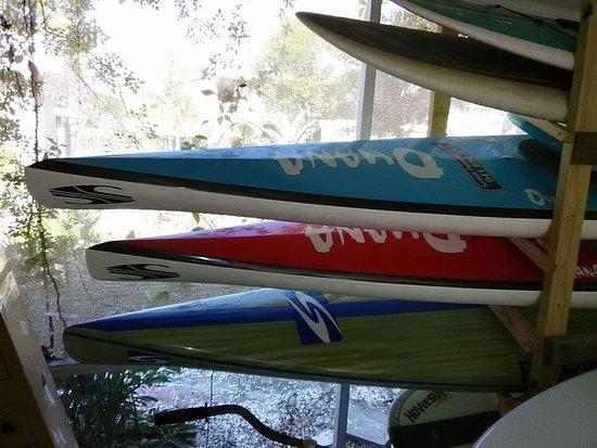 Sarasota Paddleboard Company: PREMIUM 14 FT RACE BOARDS