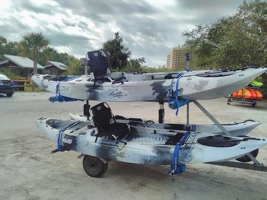 Sarasota Paddleboard Company: PREMIUM KAKU KAYAKS