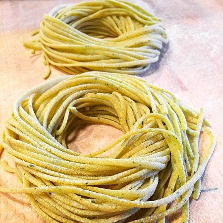Handmade pasta made fresh daily using Northwest Flour and local ...
