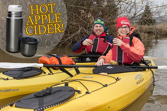 Tillamook, OR: Organic Hot Apple Cider Tours!!