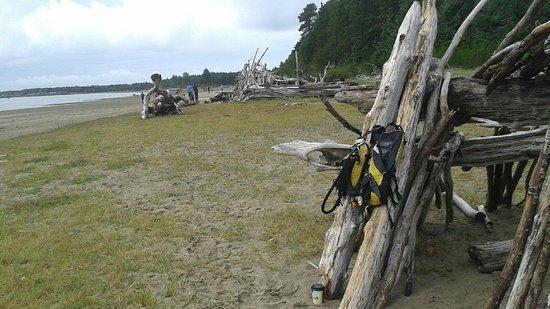 Tillamook, OR: Nehalem Bay; Rest Stop!