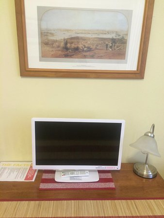 Verona Guest House: Flat Screen TV and free Wifi