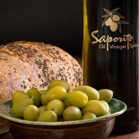 Saporito Oil Vinegar Spice