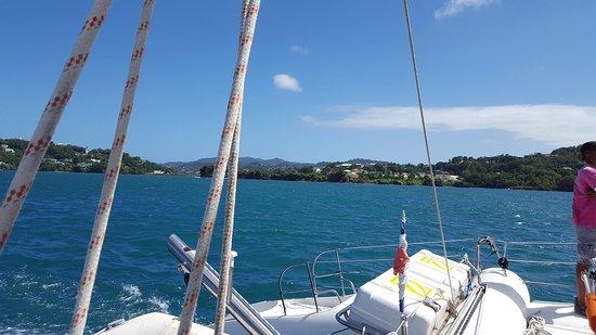 Excursions Passion Catamaran: Vue splendides partout