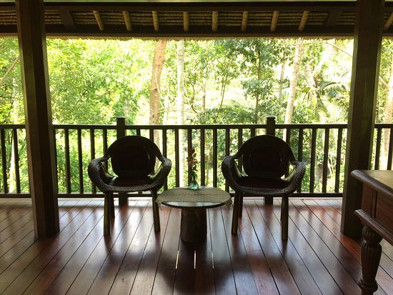 Kayumanis Ubud Private Villa & Spa: Best view in kayumanis