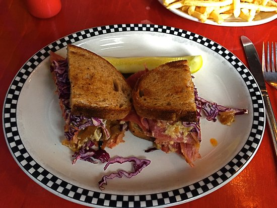 Ferndale, MI: Creative and delicious sandwiches