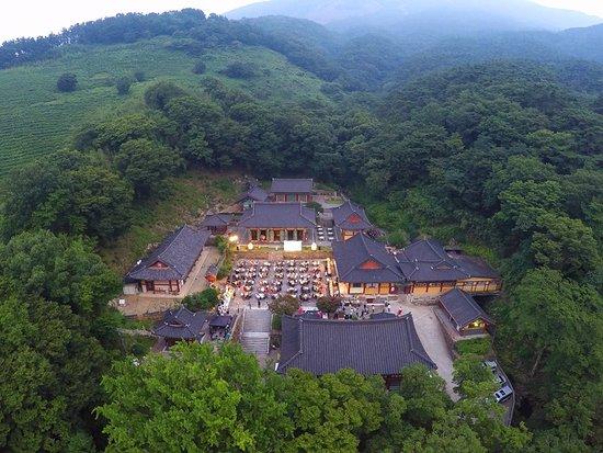 Mudeungsan Jeungsimsa Temple