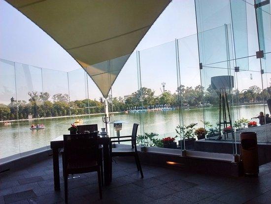 Terraza Picture Of El Lago Mexico City Tripadvisor