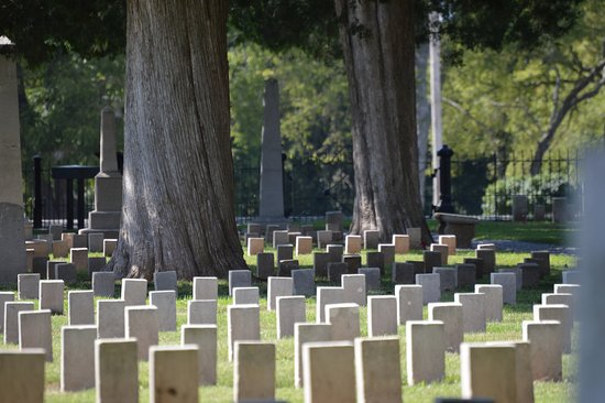 Franklin, TN: McGavock Cemetery
