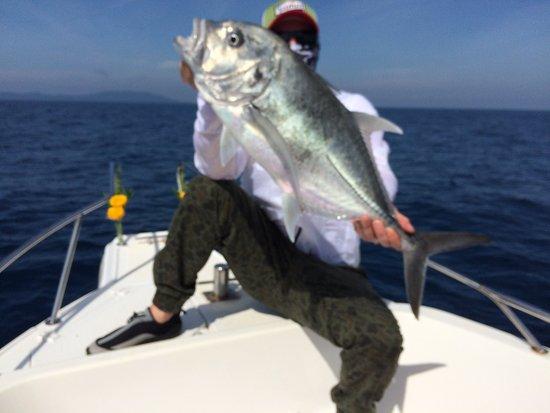 Thai Saltwater Fishing