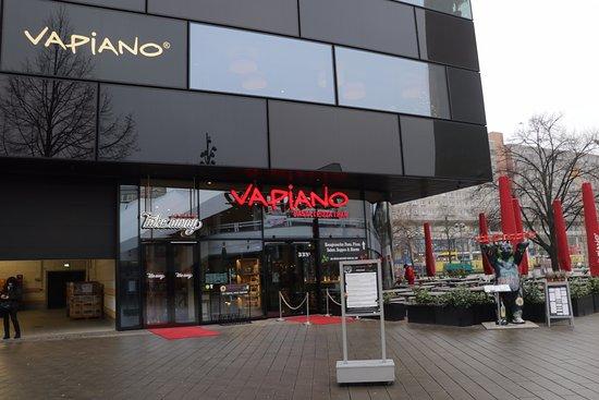Vapiano At Alexanderplatz Picture Of Vapiano Berlin Tripadvisor