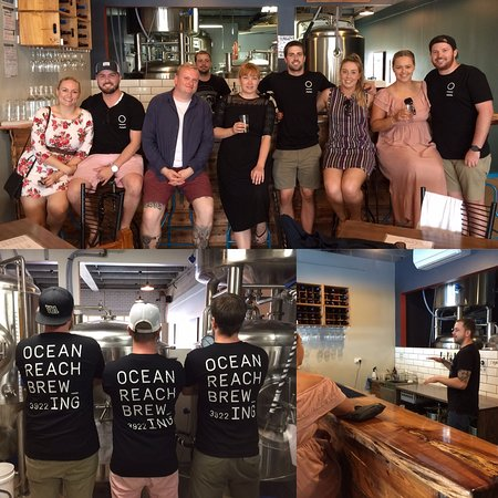 Phillip Island, Australia: Food & Wine Tour at Ocean Reach Brewing