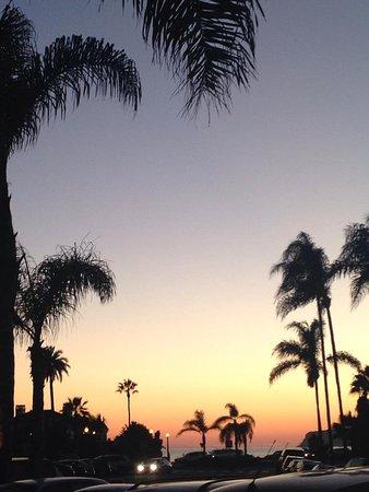 Coronado, CA: Sempre com um por do sol lindo