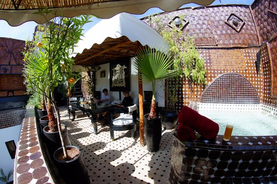"""Riad Dar Najat: """" Special Place to stay in Marrakech """""""