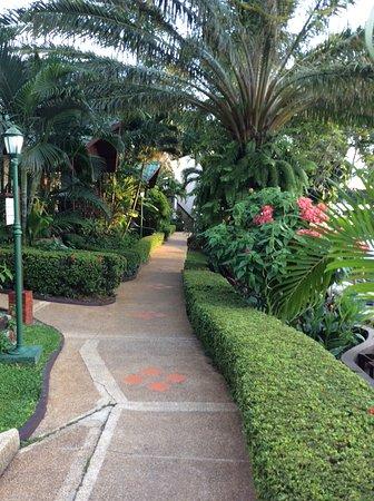 BEST WESTERN Phuket Ocean Resort: På hotellområdet