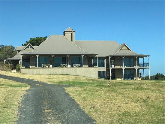Ventnor, Australien: Beautiful building