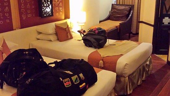 Chiang Mai Gate Hotel Room