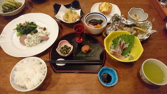 Hakuba Piemont Yamaju: 3日目の夕食