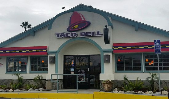 Seal Beach, CA: Taco Bell