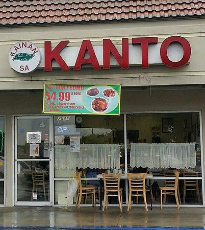 Stanton, CA: Kainan Sa Kanto