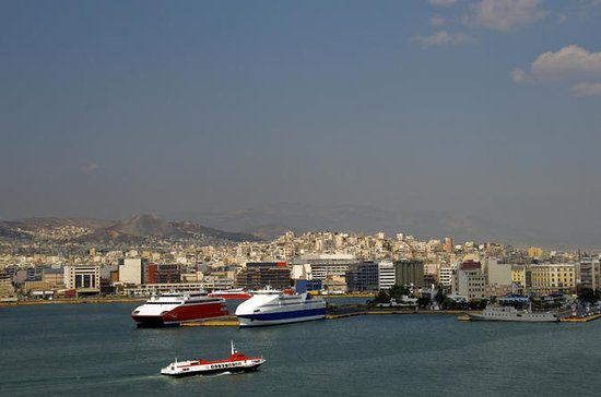 Piraeus Cruise Port to Athens Hotel Private Arrival Transfer