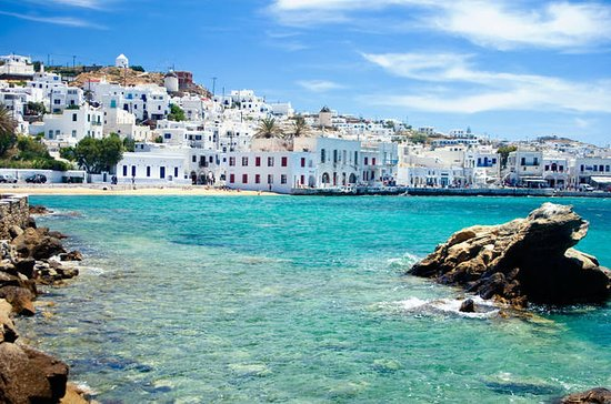 4-Day  Mykonos Excursion