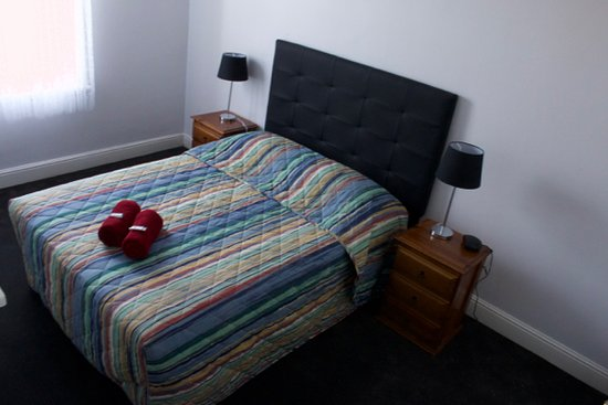 Peterborough, Australia: Hotel Accommodation in the recently refurbished rooms.