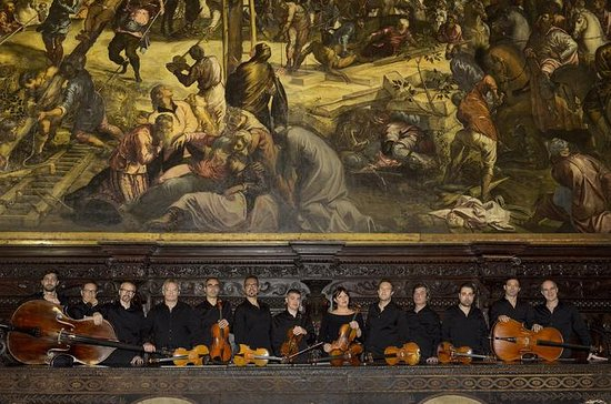 Concert baroque de l'ensemble...