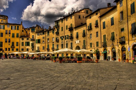 Private Tour: Lucca and Pisa with ...