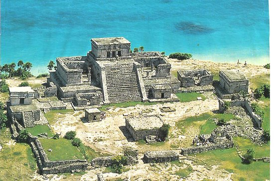 Tour privato: Tulum Land and Sea con