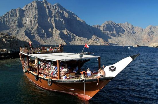 Full Day Musandam Cruise fra Dubai...