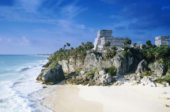 Private Coba, Tulum and Temazcal...
