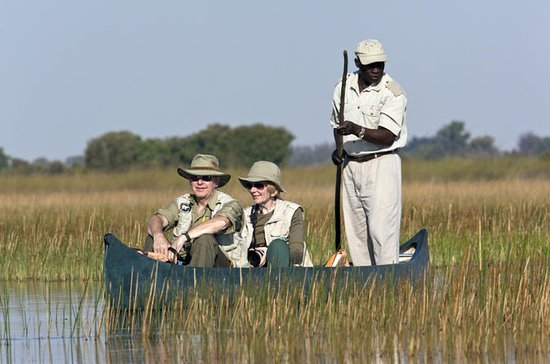 Tour guidé de 7 jours au Botswana...