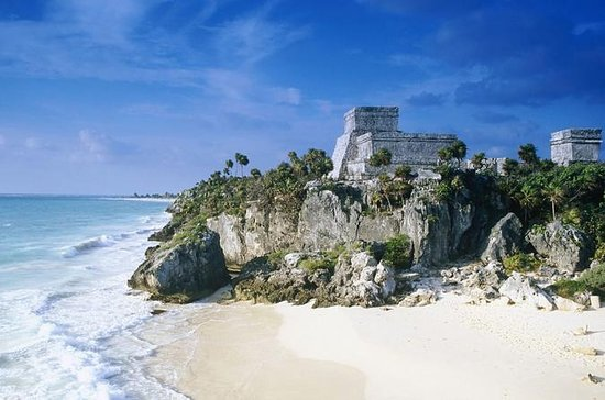 Private Tour: Coba and Tulum with...